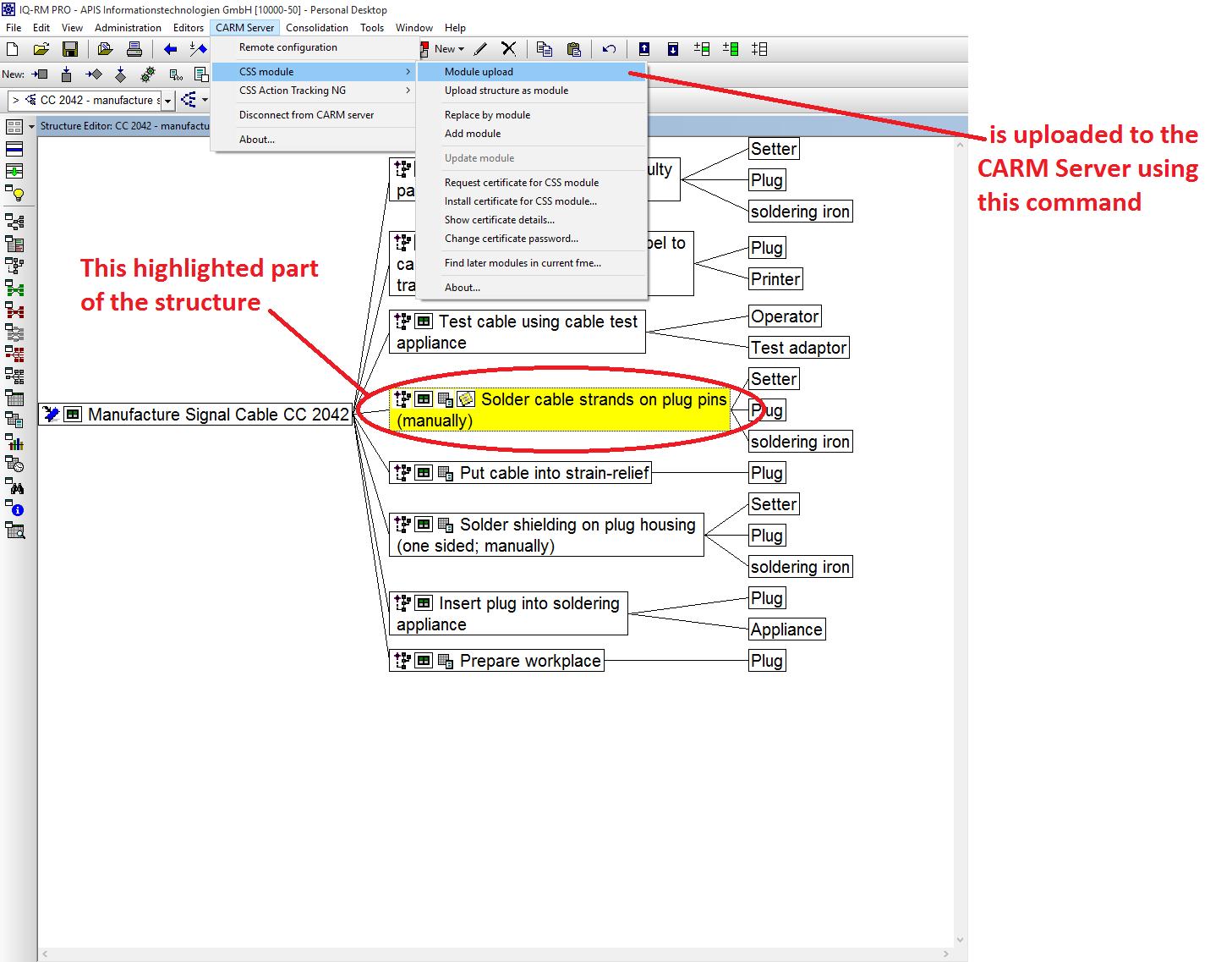 Fmea Solutions Apis Iq Software Carm Carm Ng Server