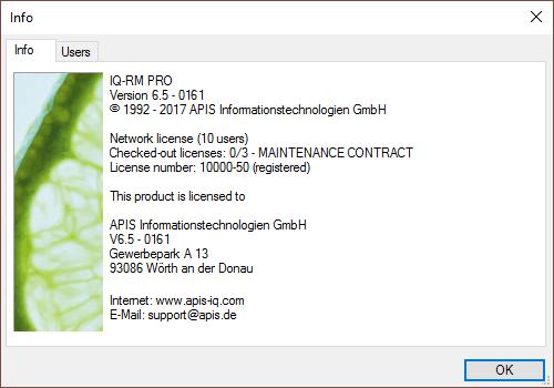 Service Pack V6.5 - 0161