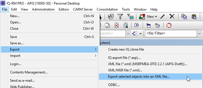 customer-exports-file-to-xml